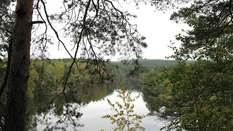 Река Ревда 2