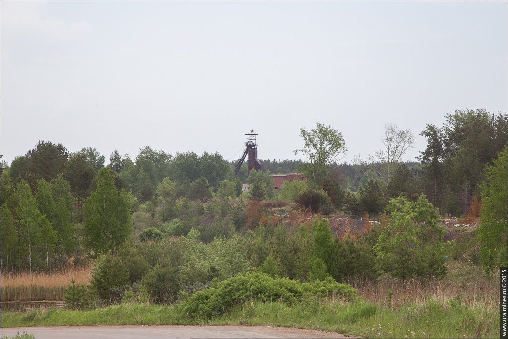 Угольные шахты Буланаша