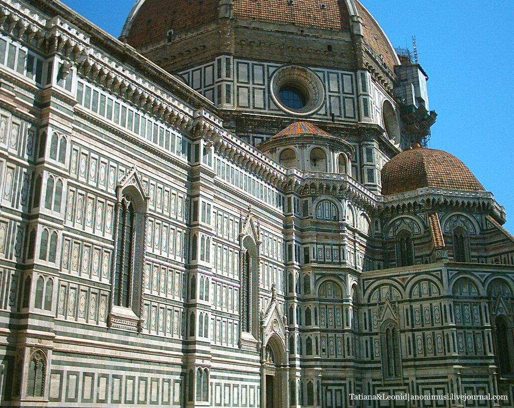 Флоренция. Тоскана. Италия.