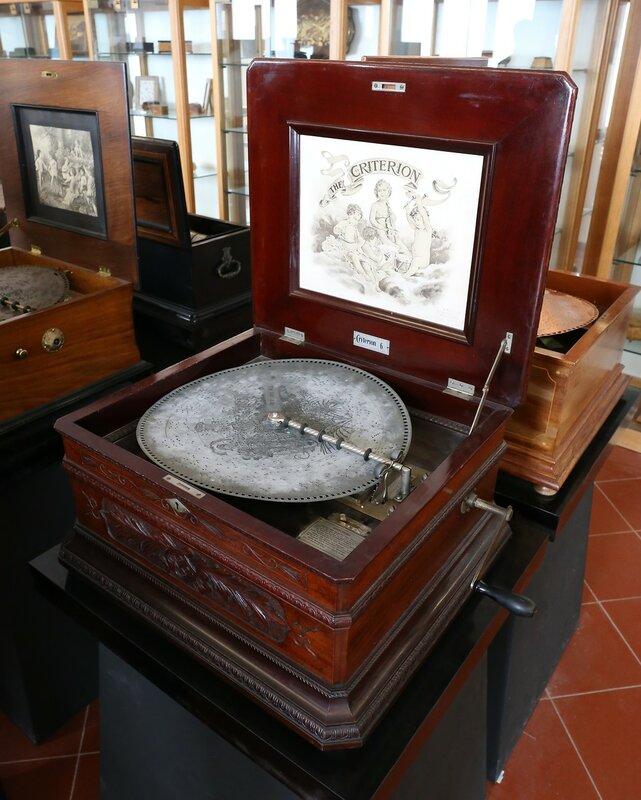 Сорренто. Музей механических музыкальных автоматов