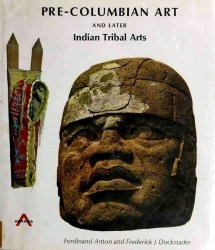 Книга Pre-Columbian Art and Later Indian Tribal Arts
