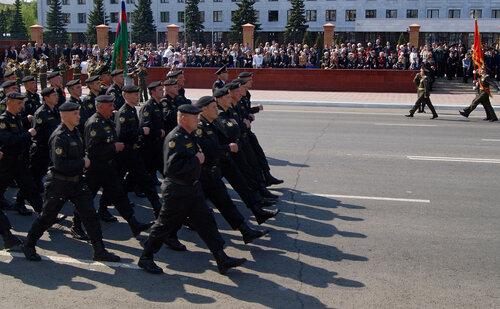 Парад 9 мая 2010 в Йошкар-Оле