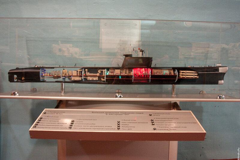 музей подводная лодка в вытегре на карте