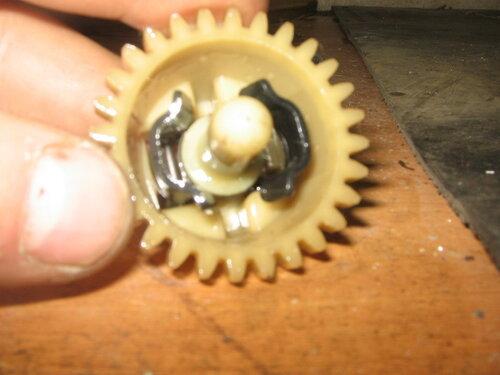ремонт центрального регулятора двигателя honda gx200