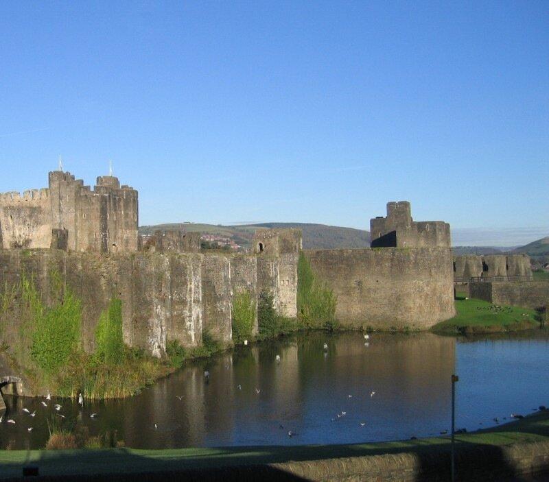Замок Карфилли