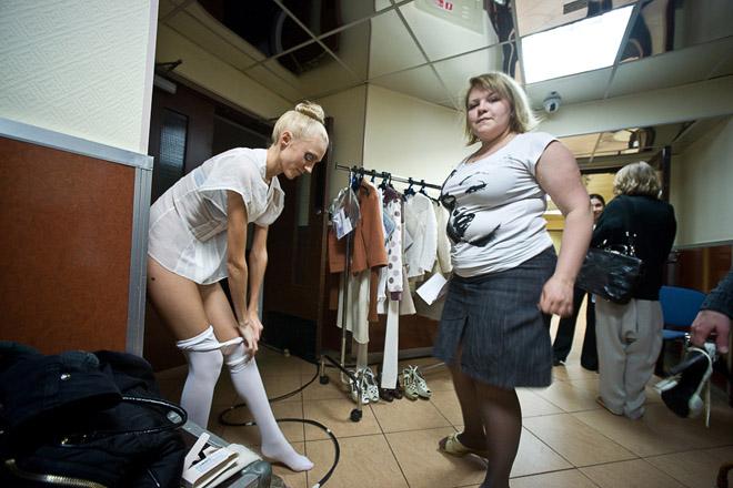 Показ RFW/ Фотограф http://color-foto.com/ Кирилл Кузьмин