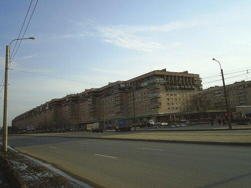 Бухарестская ул 23к1