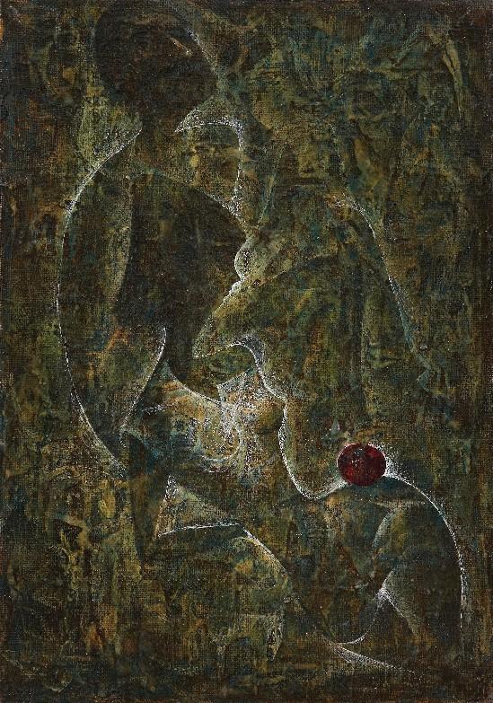 Гиви Сипрошвили, Красное яблоко