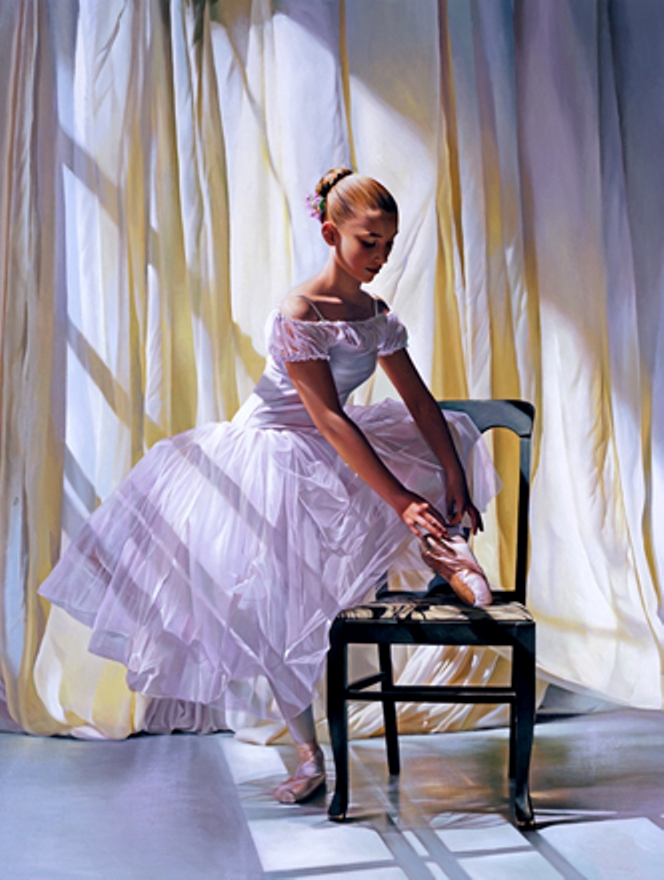 Балерины Александра Шеверского.