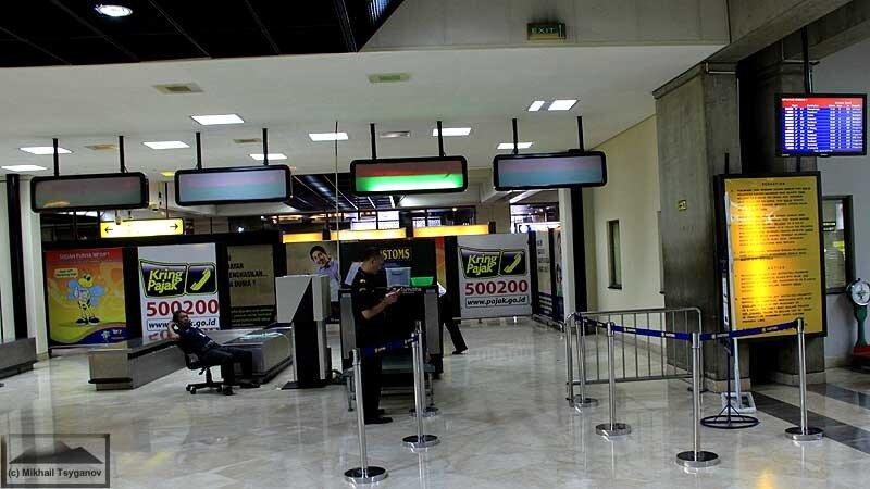 Аэропорт Сукарно-Хатта (Джакарта)