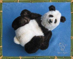 панда Лун-лун