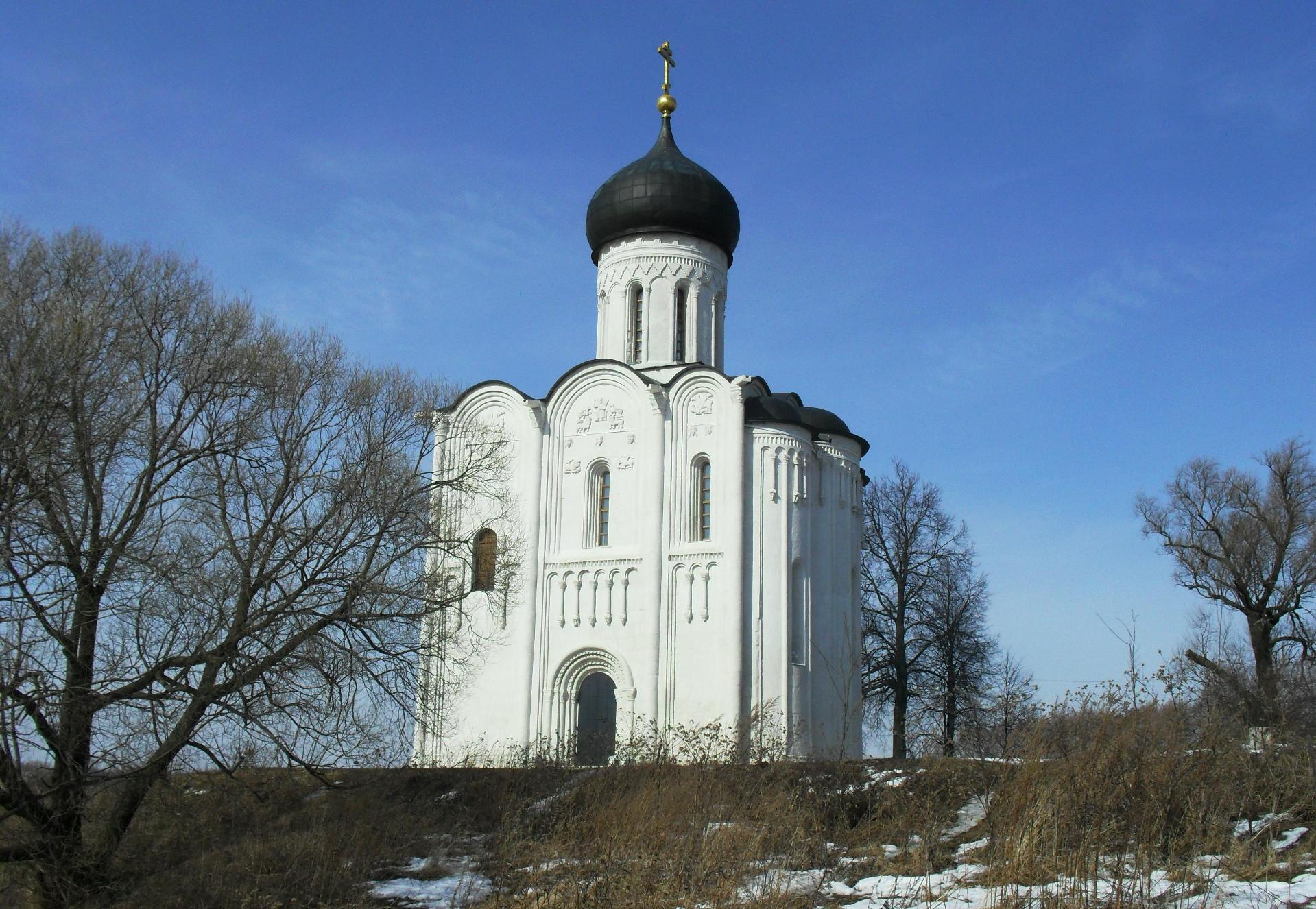 Церковь покрова на нерли ок 1165 г