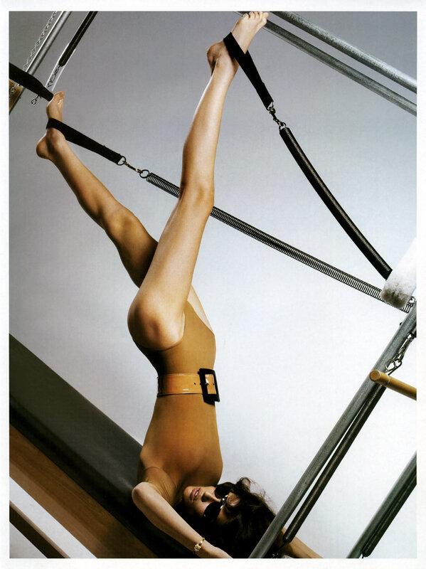 фотомодель фотографы модели мода fashion story fashion  Марио Сорренти для парижского Vogue, апрель 2005