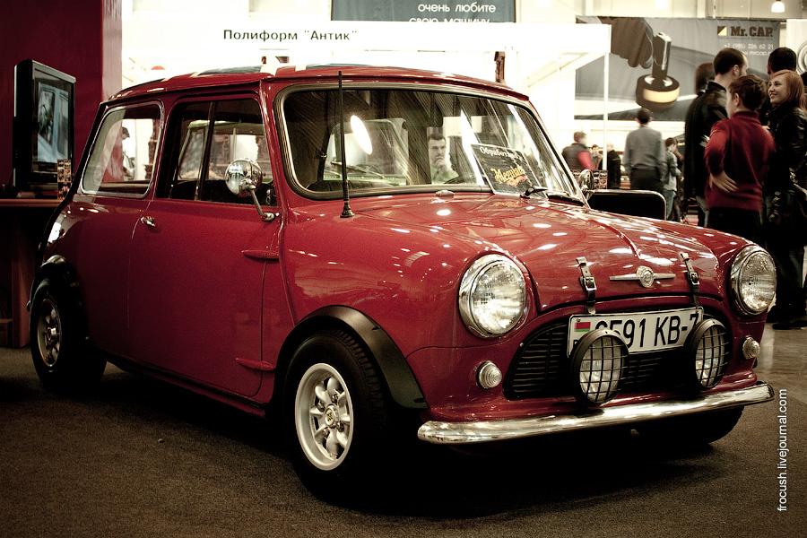 Austin Mini
