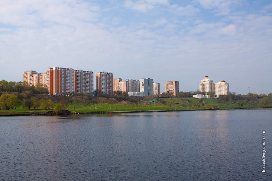 Дома с 11 по 29 ул.Борисовские пруды
