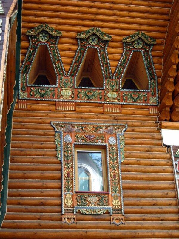 Дворец российской трапезы. Детали.