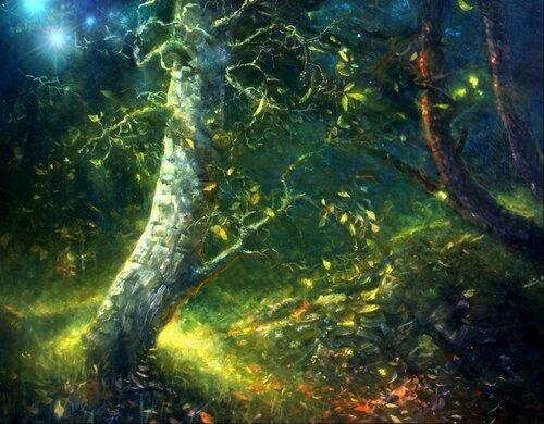 Волшебный лес 0_9ed4b_515500e_L