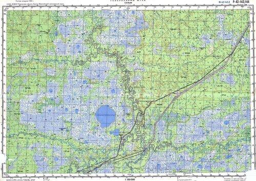 карта нефтеюганского района