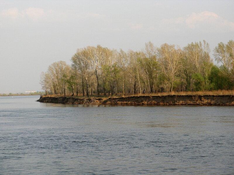 Кама у Елабуги