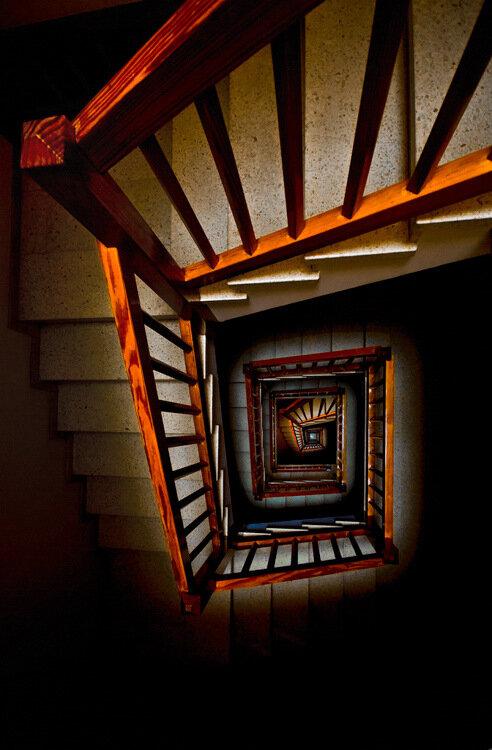 волшебные лестницы,by Jose Miguel Rodriguez