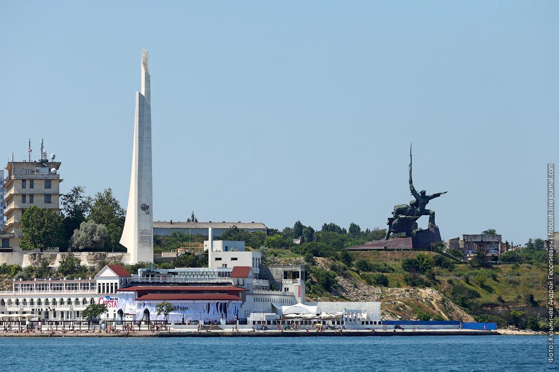 Обелиск Городу-герою Севастополю