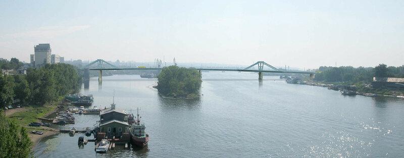 Несколько визуализаций моста
