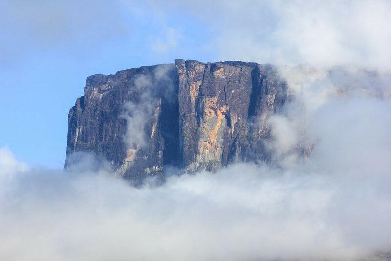 Фантастические виды на горе Рорайма в Южной Америке 0 14602a 30794a4d XL