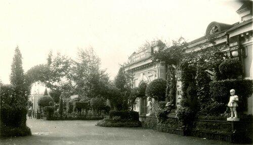 Декоративное озеленение на ст. Петропавловск, 1956.jpg
