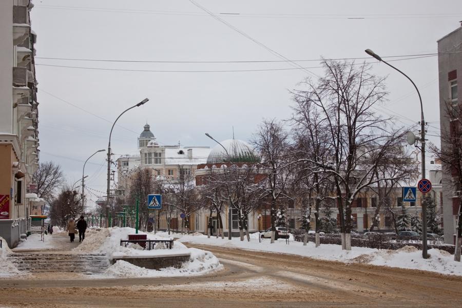Россия, Мордовия, Саранск