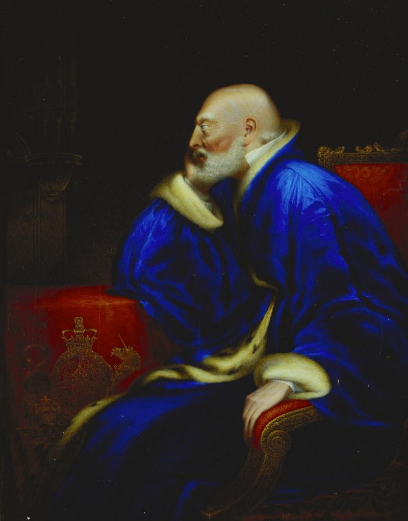 Joseph Lee (1780-1859)George III (1738-1820)