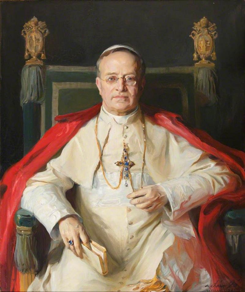 Папа Пий XI (1857-1939)