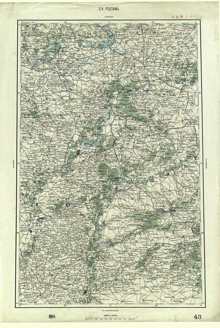 Полтава. 1914