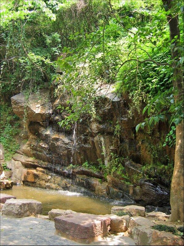 Водопад, Ухань