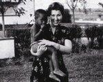 Анна Марли, Ангола, 1955 год