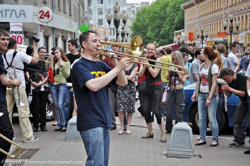 Оркестр на Арбате 2010