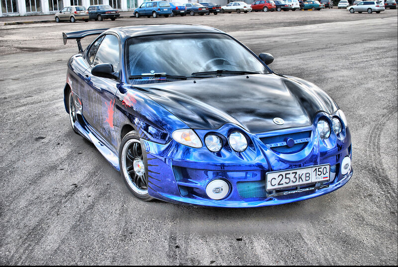My Tiburon 2000 From Russia Hyundai Aftermarket Org