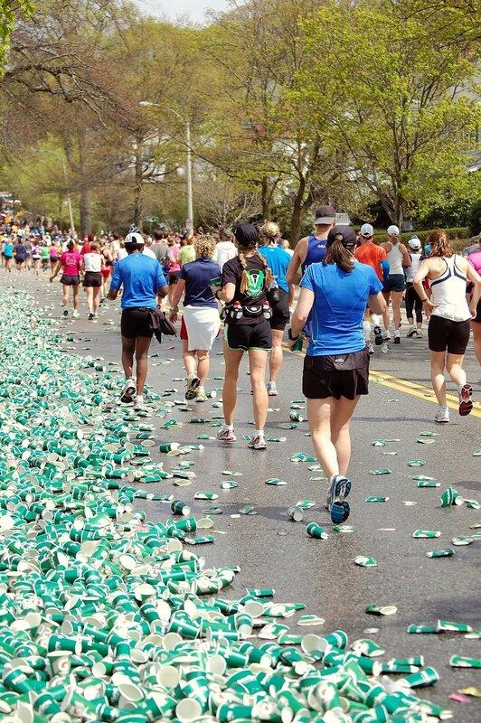 Boston Marathon 2010.