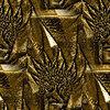 Темно-золотые фоны