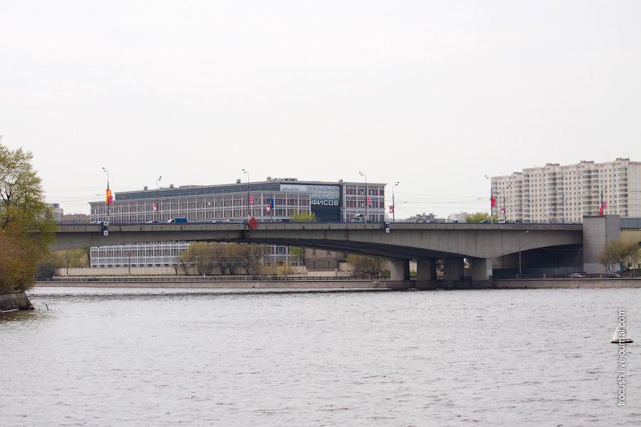 Автозаводский мост, ЗАО «Мостранссклад» – филиал № 2 (Варшавский)