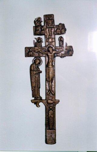 Русские кресты.
