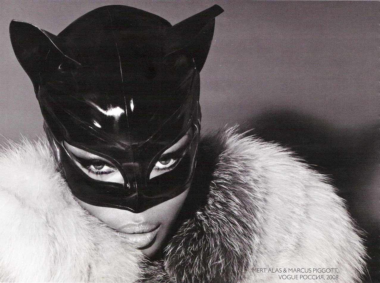 Любимые фотографии Наоми Кэмпбелл / Naomi Campbell - lovely photos / Mert Alas & Marcus Piggott