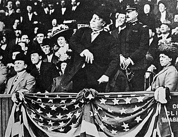 Presidential First Pitches / Президентские питчи: от Уильяма Тафта до Барака Обамы - William Howard Taft / Уильям Говард Тафт