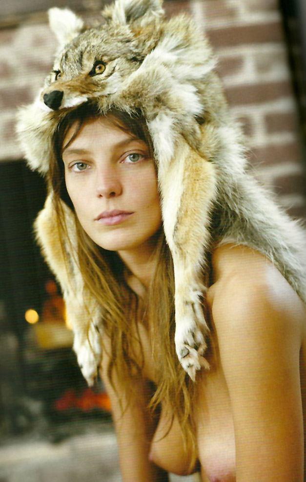 Дарья Вербовы / Daria Werbowy by Cass Turner
