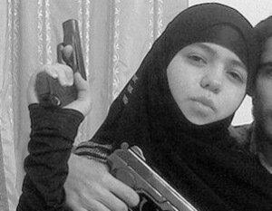 фото террористок-смертниц