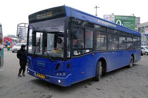 Новые автобусы маршрута №45 уже вышли из строя
