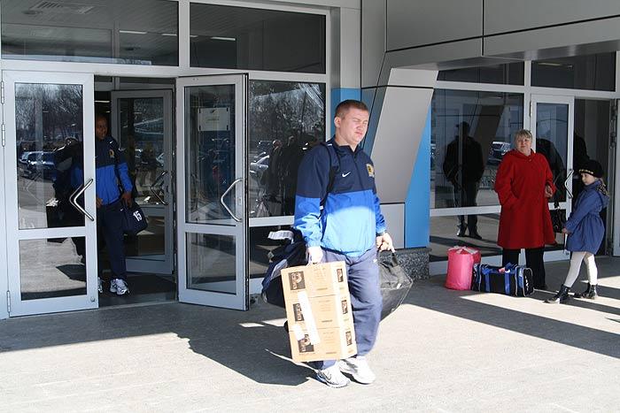 «Луч-Энергия» начал подготовку к домашним матчам (ФОТО, ВИДЕО)