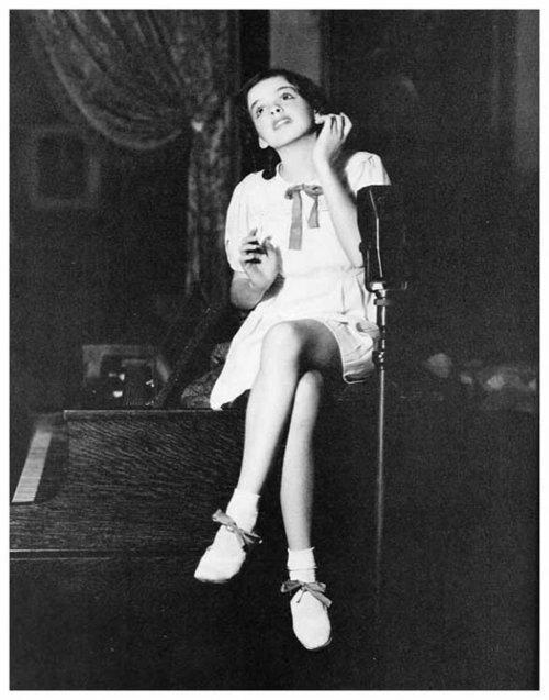 Judy Garland, 12 лет,1934