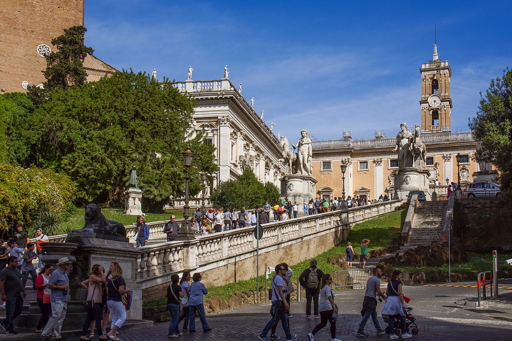 Что посмотреть в Риме за два дня. Достопримечательности Рима. Капитолийский холм и Латеранская базилика. Рим отчет жж.