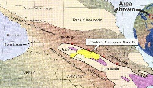 Армения : Развитие нефтяной промышленности неизбежно?..