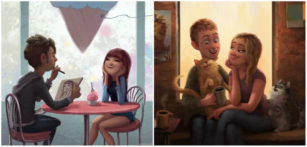 Зак Ретц (Zac Retz)— молодой талантливый иллюстратор, работающий состудиями Disney иNickelodeon.